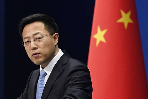 11月23日,外交部发言人赵立坚主持例行记者会.
