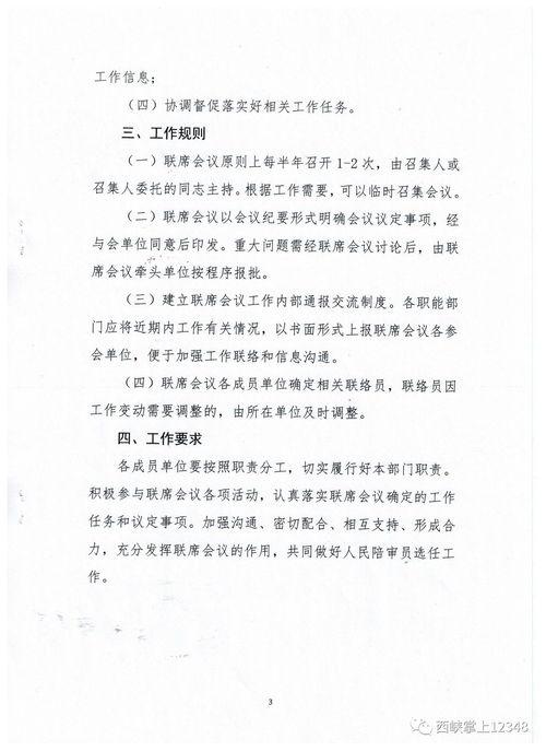法院联席会议发言稿