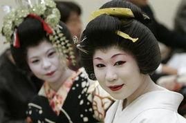 实拍日本艺伎的真实生活