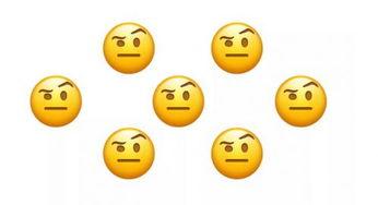 一大波新emoji表情即将来袭 小表情十分戏
