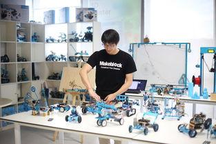 教育机器人创业公司 Makeblock 完成超过 2 亿元人民币 B 轮融资
