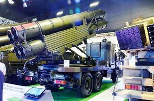 土耳其t-300火箭炮.