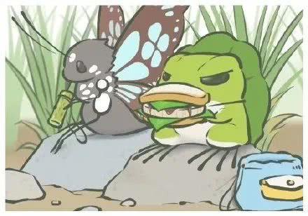 《旅行青蛙》将拍动画电影这个爱寄明信片的呆萌蛙能带动票房吗
