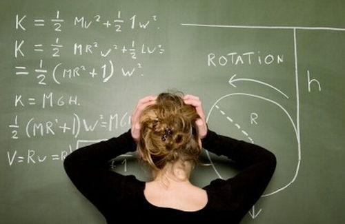 7成人考试噩梦是数学数学恐惧症低龄化严重