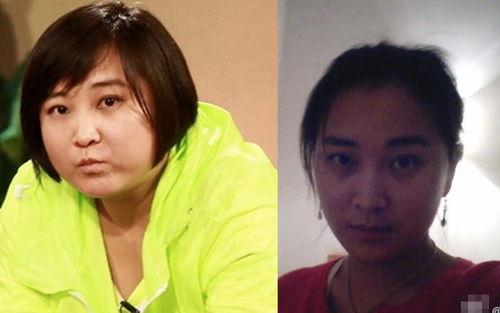 贾玲爆肥40斤玉女变阿姨