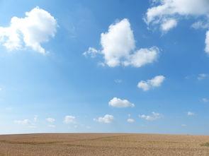 天空背景-PS合成一个怪诞抽象的骷髅头场景