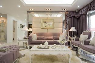 欧式白色风格室内装修效果图高清桌面壁纸 第一辑