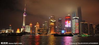 上海外滩到迪士尼