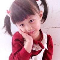 超萌又可爱的小女孩头像图片