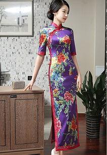 旗袍裙如何选购?
