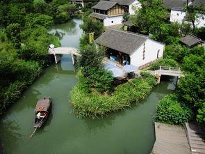 一曲溪流一曲烟 迷失在西溪湿地 杭州百姓网 都市