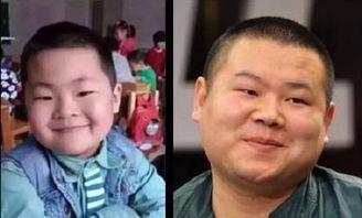 陈志朋撞脸郑佩佩6岁男童撞脸杨幂,撞脸岳云鹏的比想象中可爱