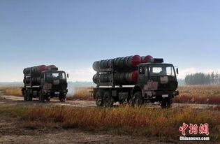 中国空军红旗9旅千里奔袭渤海湾实弹演习