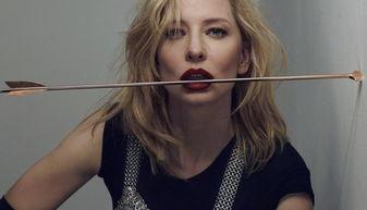 凯特·布兰切特-Netflix打造新片 凯特 女性为主角硬汉动作片