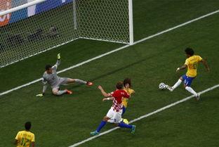 八个瞬间让你记住巴西世界杯揭幕战