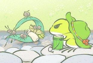 旅行青蛙新闻公告旅行青蛙最新活动