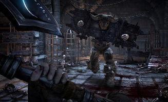 一刀砍下怪物首级 地狱突袭 血腥截图曝光
