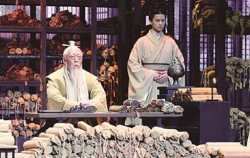 《典籍里的中国》剧照