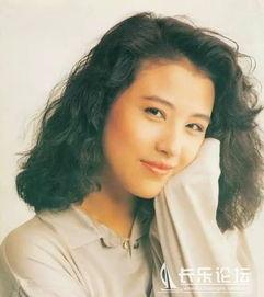 80年代的香港女明星