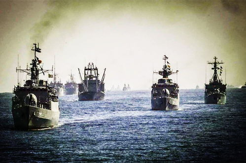 表情占了英国皇家海军能动的军舰三分之一的数量,规模最大的一支域外表情