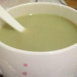 日式抹茶奶茶的做法大全