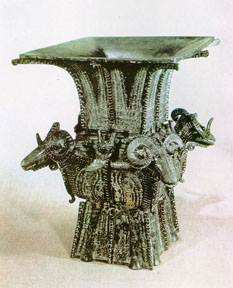 商朝青铜器