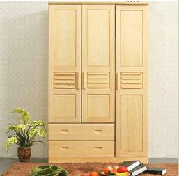 实木家具小衣柜价格表
