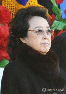 韩媒称金正恩姑母或未当选代议员 或系重名