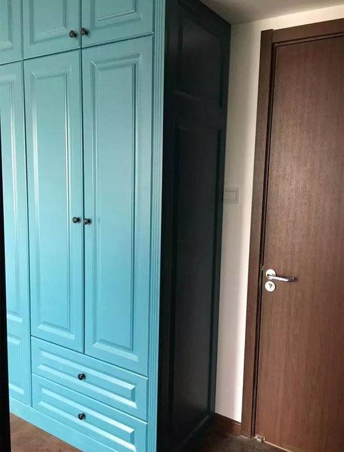衣柜门颜色选什么颜色好看