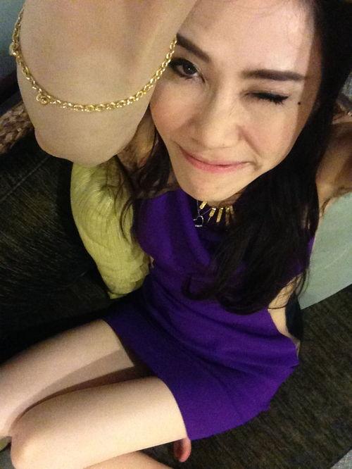泰国王妃诗妮娜私照外泄