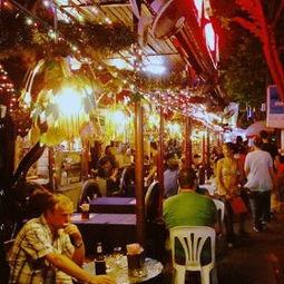 帕蓬夜市门票,曼谷帕蓬夜市攻略 地址 图片 门票价格