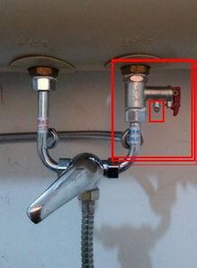 508*373图片:当净水器出水突然变大时,我们首先需要检测一下水压是否在净水器的额定范围内.