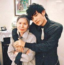 周杰伦与妈妈叶惠美