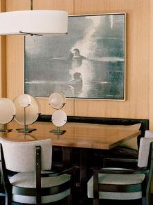 餐厅墙面装饰效果图