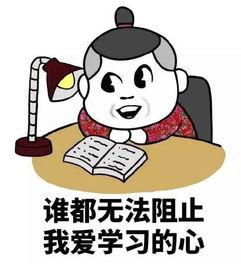 我爱学习,学习真好