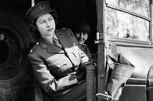 91岁英国女王才是真正的老司机
