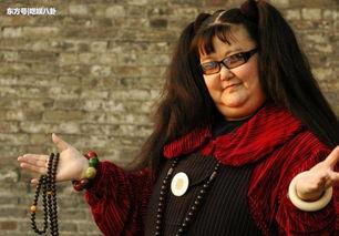 她体重300多斤,被称为中国最胖的女演员,老公却英俊帅气