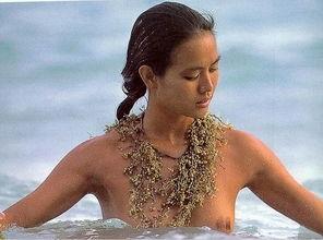 87年 花花公子 旧照首登港姐全裸写真