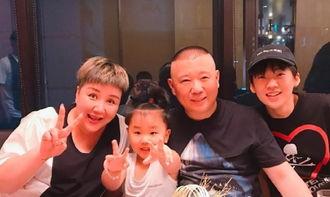 郭德纲5岁小儿子近照曝光郭德纲5岁小儿子郭汾阳和郭麒麟同父异母