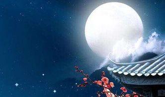 明月关于思念的诗句有哪些