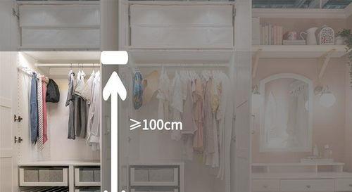 衣柜挂衣服方法
