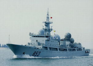 中国最新侦察船刷舷号准备服役 排水量超6000吨