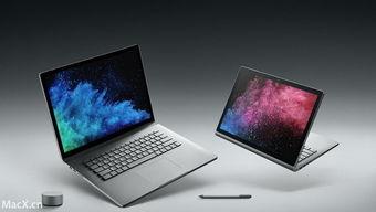 微软发布 Surface Book 2,高配置 吊打 MacBook Pro