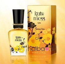 凯特 莫斯 Moss 推出2009新款香水Kate Summer Time,女王带你嗅到夏天的味道