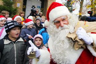 世界各地圣诞趣闻 老外五花八门过圣诞