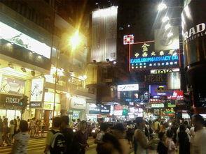 玩转香港 十大旅游购物景点全攻略