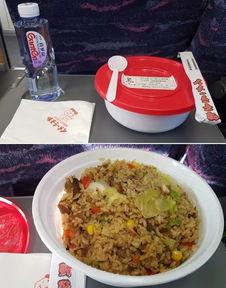 在南昌,我用高铁外卖订了一份KFC,结果