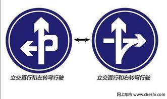 教你辨别易混淆交通标识 考试轻松过