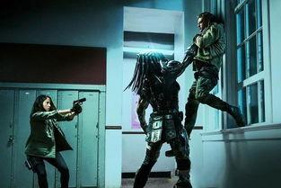 铁血战士 首次登陆内地银幕 肉搏格斗血浆四溅,太刺激了