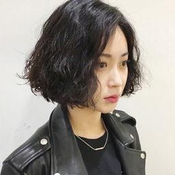2018短发发型女图片 想要变美随意挑选